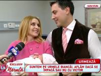 Alina Sorescu si Alex Ciucu, doi parinti fericiti. Ce au declarat cei doi