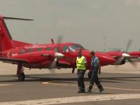 Raed Arafat a explicat pentru Stirile ProTV de ce avionul de 1 milion de euro este in revizie la Aerostar Bacau