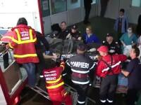 La o saptamana dupa teribilul accident aviatic din Apuseni, ranitii raman in spital