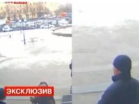 Noi imagini ale atentatului cu bomba din gara Volgograd. Ultimele minute din viata atacatorului sinucigas. VIDEO