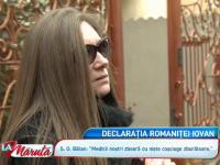 Romanita Iovan a vorbit despre moartea fostului ei sot, La Maruta. Mesajul ei, pentru victimele accidentului