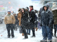 Natura extremelor. In timp ce americanii sunt loviti de al 2-lea val de frig polar, bulgarii se lafaie la soare