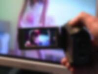 Poze si filmulete cu minori in ipostaze indecente, descoperite in casa unui tanar din Bihor
