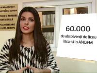 Fara BAC, fara loc de munca, pe banii parintilor. Cate locuri de munca ofera azi Romania pentru cei 60.000 de tineri someri
