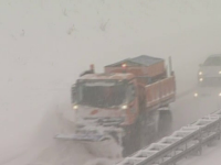 Vreme rea in toata Europa de Sud-Est. In Bulgaria stratul de zapada ajunge la 15-20 de centimetri