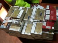 Criza din Ucraina nu a descurajat contrabanda cu tigari