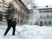 Scoli si gradinite inchise vineri in Bucuresti si alte 14 judete. LISTA unitatilor de invatamant cu activitatea suspendata