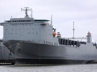 Un cargo american echipat pentru distrugerea armelor chimice siriene a pornit spre Mediterana