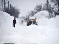 Starea drumurilor blocate dupa ce ANM a dat avertizare nowcasting de COD ROSU