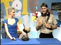 IMAGINI rare cu Steve Irwin, inainte sa devina un succes mondial. Regretatul vanator de crocodili, muscat de un piton. VIDEO