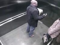 Momentul in care un politist s-a impuscat, din greseala, in stomac, surprins de CAMERA. Cum s-a petrecut incidentul. VIDEO