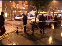Atentat sinucigas comis de o femeie la o sectie de politie din Istanbul. Autoarea atacului si un ofiter au murit