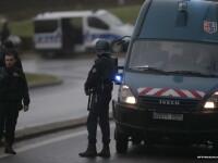 Un politist francez care ancheta atacul de la Charlie Hebdo s-a sinucis