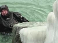 Studentul de 21 de ani, care s-ar fi aruncat in mare, cautat cu un sonar. Mesajul de adio pe care i l-a trimis tatalui sau