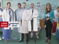 Medici intorsi de la pensie sau adusi din Bulgaria. Cum incearca Romania sa acopere un urias gol de specialisti din spitale