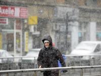 COD GALBEN de ninsori si vant in 22 de judete, de duminica dupa amiaza. Prognoza meteo pentru urmatoarele trei zile