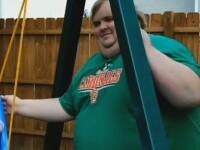 A devenit de nerecunoscut dupa ce a slabit 160 de kilograme. Cea mai mare distractie de acum a profesorului de liceu