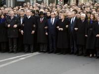 Culisele unei fotografii care a intrat in istorie. Barack Obama, marele absent de la marsul impotriva terorismului