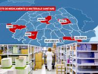 Romania incearca sa-si refaca rezervele pentru cazuri de calamitate. Descoperire ingrijoratoare intr-un obiectiv strategic