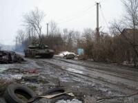 Ucraina anunta ca armata rusa a atacat marti pozitii militare in Donbas. Reactia Kremlinului