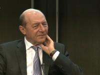 Traian Basescu reclama o intelegere Ponta-Iohannis pentru numirea lui Teodorovici: