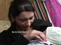 Alina nu mai este singura. Sute de oameni au sarit sa o ajute pe tanara care a refuzat sa isi abandoneze bebelusul in spital