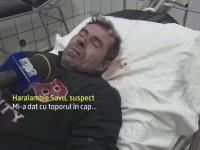 Si-a ucis prietenul din cauza bauturii. Marturia criminalului: \