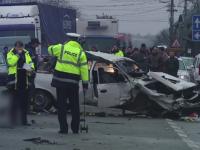 S-a urcat baut la volan si a provocat moartea unei persoane. Cum s-a petrecut totul