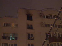 Barbat din Bucuresti gasit mort, dupa ce i-a luat foc apartamentul. Cum a izbucnit incendiul