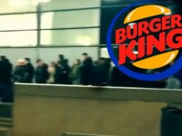 Coada de 6.000 de persoane la un restaurant fast-food din Franta. De ce s-au strans atatia oamenii
