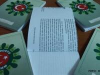 Culmea reciclarii: documente secrete, refolosite pentru blocnotes-uri. S-a intamplat chiar in Parlamentul Turciei
