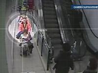 O femeie din Galati a nascut spontan in toaleta unui centru comercial. Mama si bebelusul au fost transportati la maternitate