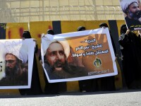 Proteste in Orientul Mijlociu, dupa executarea seicului Al-Nimr. Iranul ameninta ca