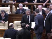 Proiect de lege în Parlamentul de la Chișinău, privind unirea Republicii Moldova cu România