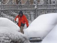 Atentionare de calatorie emisa de MAE pentru Croatia: Cod rosu de ninsoare, ploaie inghetata si polei in toata tara