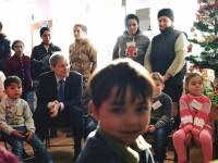 Ciolos a vizitat o gradinta pentru copii ce pot beneficia de tichete prin programul FCG. Care e valoarea tichetului social