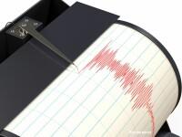 Cutremur de 3,2 grade pe scara Richter inregistrat marti dimineata, in judetul Vrancea