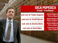 Lista profesorilor care au girat lucrarile pe banda rulanta ale detinutilor. Coordonatorii scriitorilor de dupa gratii