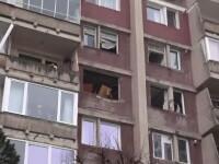 12 locuinte distruse de o explozie produsa intr-un apartament din Brasov.