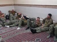 Doua nave de razboi americane, retinute de garzile revolutionare din Iran. Marinarii, eliberati dupa ce si-au cerut scuze