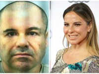 Mesajele dintre Kate del Castillo si El Chapo, facute publice.