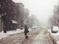 Vreme închisă cu ninsori în mai multe regiuni. Prognoza meteo