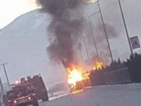 Zeci de morti dupa ce un atacator sinucigas s-a detonat in apropierea unui convoi militar din Kabul