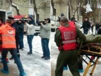 Una dintre victimele ranite in explozia de la o cafenea din Chisinau a murit la Spitalul de Arsi