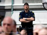 Politia suedeza a secretizat informatiile referitoare la faptele comise de refugiati. Ce sunt