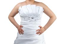 Cantarea 133 kg, dar a vrut sa arate perfect in ziua nuntii. Cum arata dupa ce a slabit si a cheltuit mii de euro pe operatii