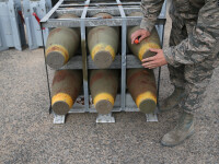 SUA instaleaza o baza militara in nord-estul Siriei.