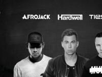 Hardwell si Afrojack, doi dintre cei mai populari DJ din lume, vin la Untold. Organizatorii au vandut deja 26.000 de bilete