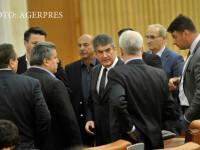 Cererea de urmarire penala a lui Oprea, discutata miercuri la Senat. De ce nu vrea Tariceanu ca decizia sa fie luata rapid