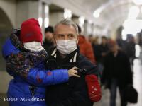Numărul cazurilor de gripă din București a ajuns la 939. Populația va primi măști în autobuze